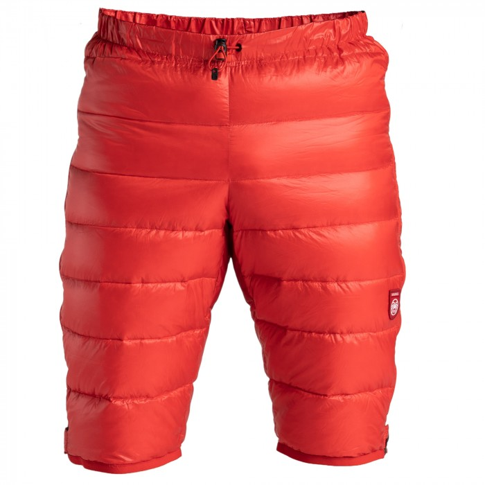 GHOST SHORTS RED